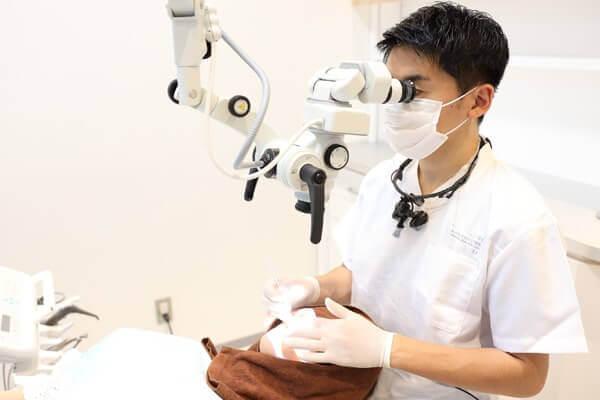歯周病認定医による精密歯科治療
